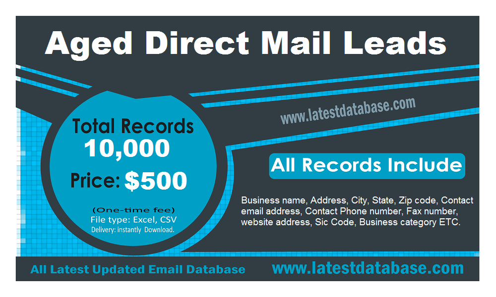 Aged-Direct-Mail-Leads