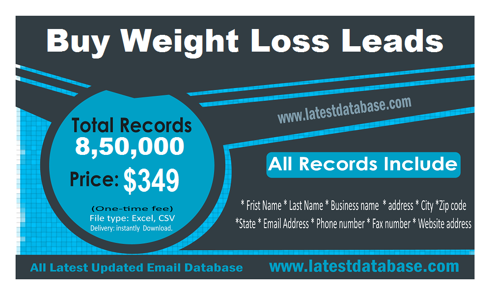 Buy-Weight-Loss-Leads