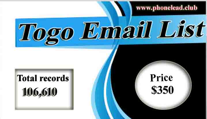 Togo Email List