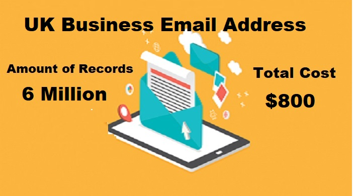 UK Business Email Address