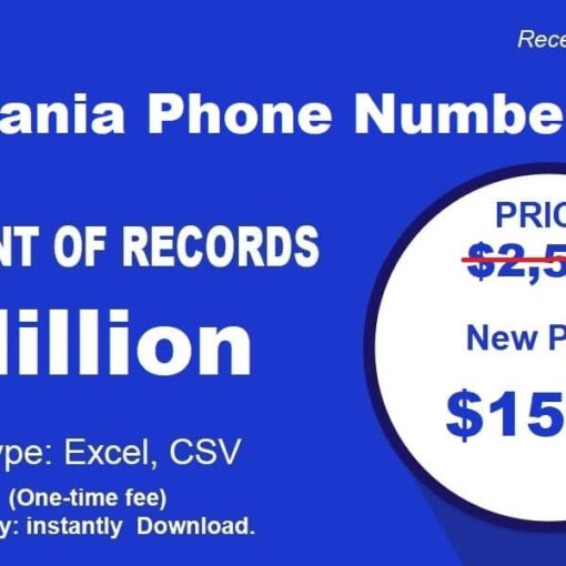Lithuania-Phone-Number-List