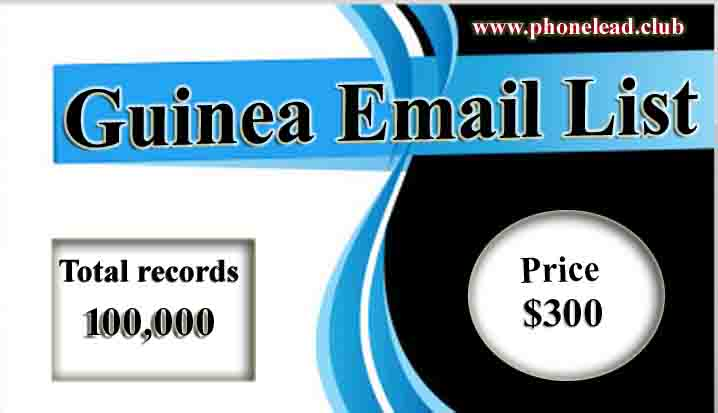 Guinea Email List